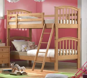 Information on Bunkbeds for your Children's Bedroom and lofts where space is restricted and storage is an important requirement. Bunkbeds provide space saving sleeping solutions for small rooms.